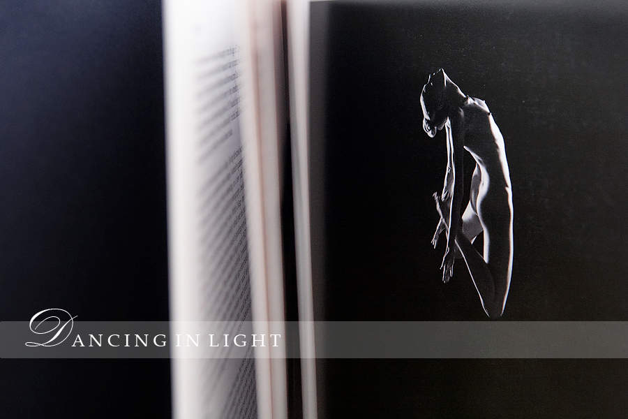 Dancing in Light catalogue